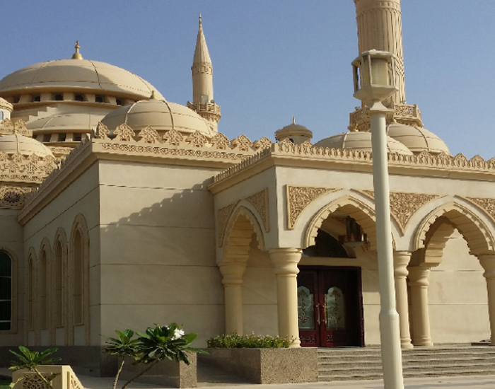 Al Bahatee Mosque, Sharjah